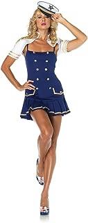 Women's Ship Shape Captain Costume