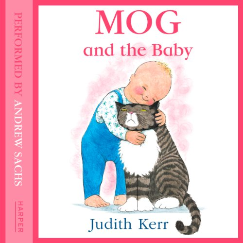 Mog and the Baby audiobook cover art