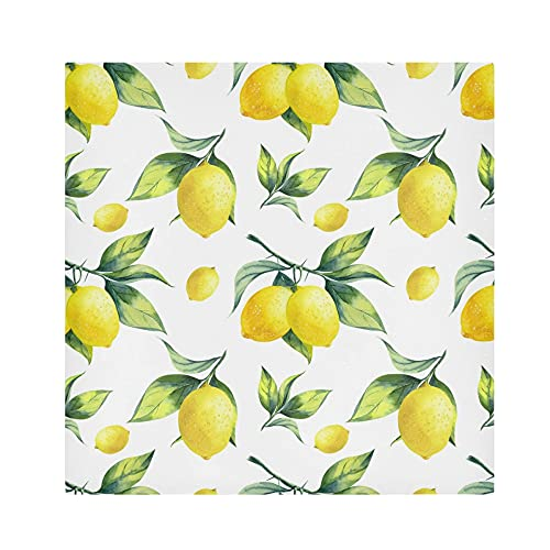 Servilletas de Papel Decoradas con Limones Marca TropicalLife