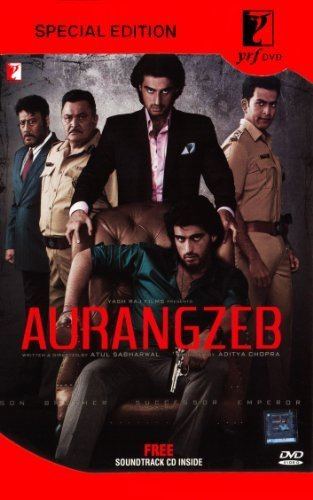 Aurangzeb (Hindi Movie / Bollywood Film / Indian Cinema DVD) by Arjun Kapoor