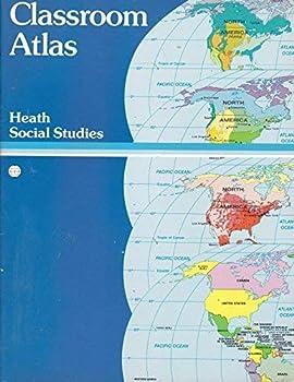 Paperback Classroom Atlas Book