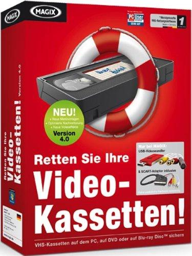 MAGIX Retten Sie Ihre Videokassetten 4 - Minibox