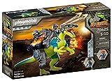 PLAYMOBIL Dino Rise Spinosaurus: Doble poder de defensa, A partir de 5 años (70625)