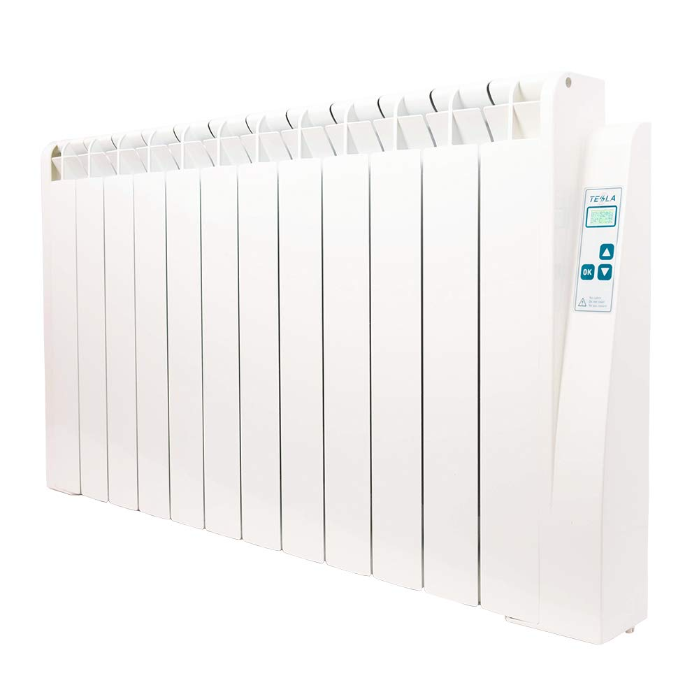 farho Radiador Electrico Bajo Consumo 1500W Tessla LH (12 ...