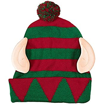 If You Jingle My Bells Ill Give You White Knit Hat Baby Girls
