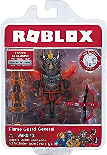 Roblox Flame Guard General Figure Pack