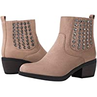GLOBALWIN Women's Stud Fashion Boots (various)