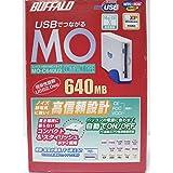 BUFFALO MO-C640U2 USB2.0接続 ポータブルMOドライブ