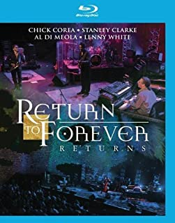 Return to Forever: Returns - Live at Montreux
