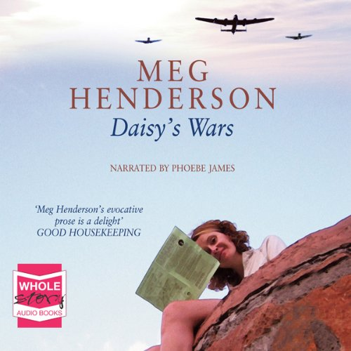 Daisy's Wars audiobook cover art