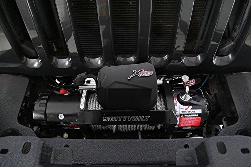 Smittybilt 12000 lb 97412 XRC GEN2 Winch-12000 Pound Load Capacity