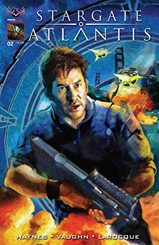 Stargate Atlantis: Back to Pegasus #2 (Stargate: Atlantis) (English Edition)