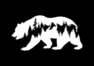 9656bff821572 CCI Bear Mountains Adventure Wanderlust Decal Vinyl Sticker