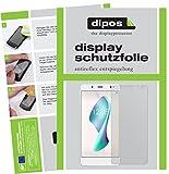 dipos I 6X Schutzfolie matt kompatibel mit BQ Aquaris VS Folie Bildschirmschutzfolie