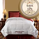Pacific Coast: European Down Comforter - Full/Queen 90' x 98'