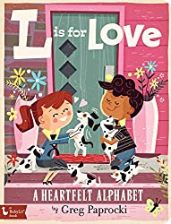 L is for Love: A Heartfelt Alphabet Book, Best Valentine's Day Books