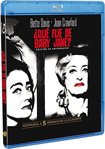¿Qué Fue De Baby Jane? Blu-Ray...
