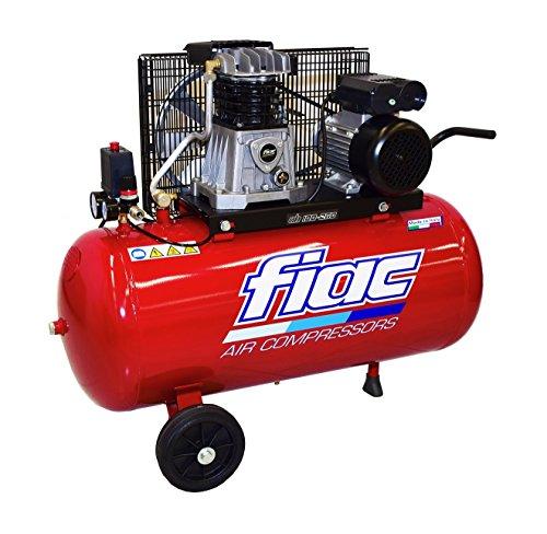 Fiac Ab 100-268 TC Compressore d'Aria con Trasmissione a Cinghia