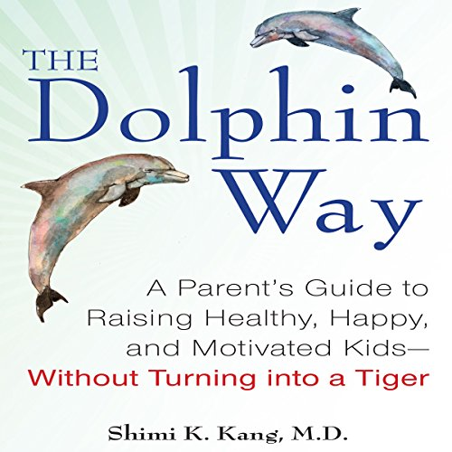 The Dolphin Way audiobook cover art