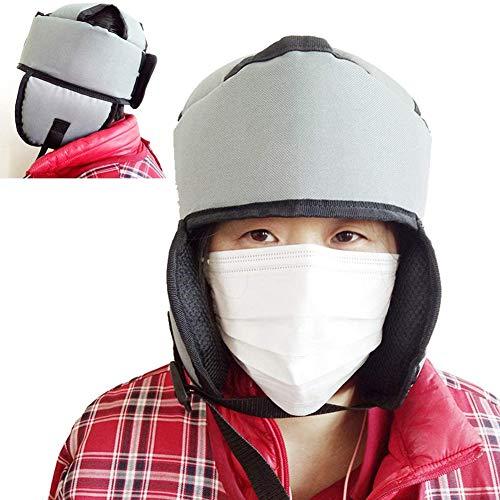 WANGXN Anti-Fall-Kopfschutzhelm Kopfschutz Kopfbedeckung Für ältere Und Behinderte Antikollisions Und Absturzhelm Zur Verhinderung Von Stürzen Bei älteren Menschen