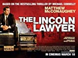 The Lincoln Lawyer - Matthew McConaughey – Film Poster