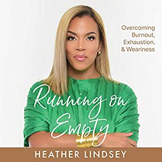 Running on Empty: Overcoming Burnout, Exhaustion, & Weariness audiobook cover art