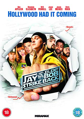 Jay and Silent Bob Strike Back [DVD] [2020]
