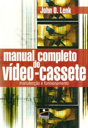 Manual Completo de Vídeo Cassete