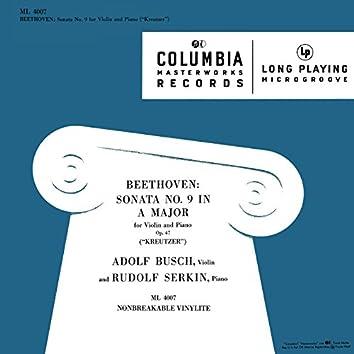"""Beethoven: Violin Sonata No. 9, Op. 47 """"Kreutzer"""" & Schumann: Piano Quintet, Op. 44"""