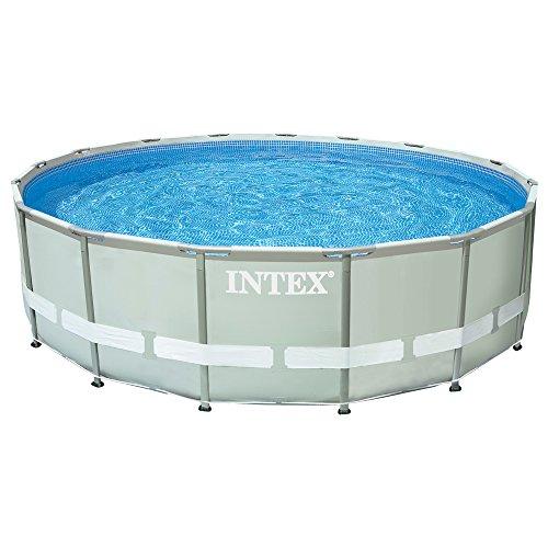 INTEX 28324NP ULTRA FRAME | Piscina con depuradora de arena