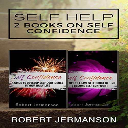 Self Help: 2 Books on Self Confidence cover art