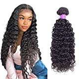 Brazilian Kinky Curly Human Hair 1 Bundles 10 Inch 100% Unprocessed Brazilian Virgin Curly Human Hair Bundles Natural Black Color