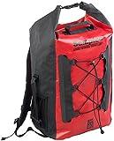 Semptec Urban Survival Technology Einkaufsrucksack: Wasserdichter Trekking-Rucksack aus LKW-Plane, 40 Liter, IPX6 (Kuriertasche) -
