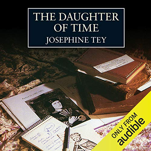 Couverture de The Daughter of Time