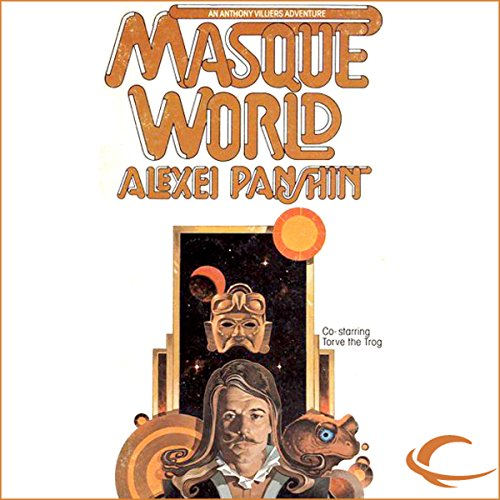 Masque World cover art