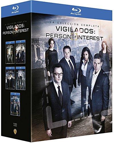 Vigilados. Person of Interest. Serie Com