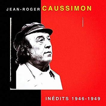 Jean-roger caussimon, inédits 1946-1949 (en concert au cabaret lapin agile à Paris) - live