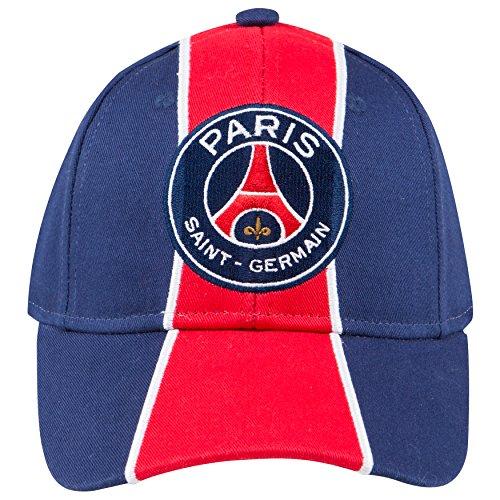 PARIS SAINT GERMAIN Baseball-Cap, offizielle Kollektion, verstellbare Größe, für Kinder
