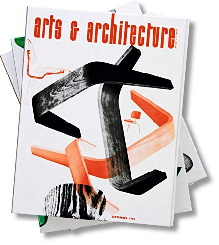 Compare Textbook Prices for Arts & Architecture, 1945-54: The Complete Reprint, 10 Volumes in 2 boxes Box Set Limited Edition ISBN 9783822826782 by Travers, David F.