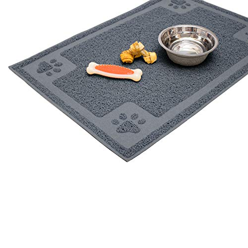 Cavalier Pets, Dog Bowl Mat for Dog Bowls