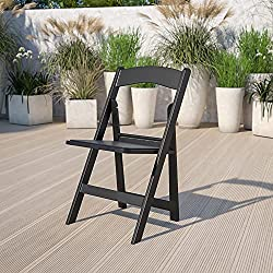 HERCULES Series Padded Folding Chair is versatile tiny house seating.