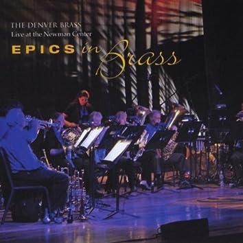 Epics in Brass