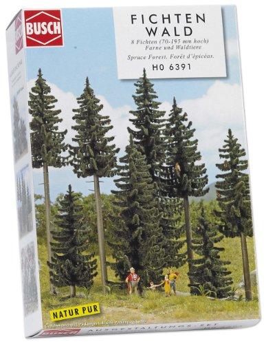 Busch 6391 - Fichten-Wald