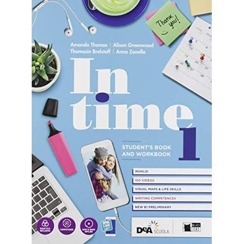In time. Starter-Tavole dei verbi. Con DVD-ROM: In ... & Workbook 1 + Easy eBook (su DVD) + eBook 1: In time. Starter + Tavola dei verbi + Student's ... 1 + Easy eBook (su DVD) + eBook 1: Vol. 1