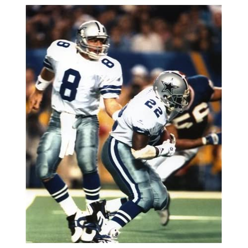 Legends Never Die Troy Aikman Framed Photo Collage 11x14-Inch