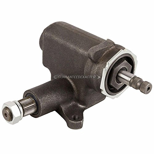 Manual Steering Gear Box Gearbox For Chevy & GMC C10 C20 C30 2WD Pickup 1960 1961 1962 1963 1964 1965 1966 - BuyAutoParts 82-70001AN New