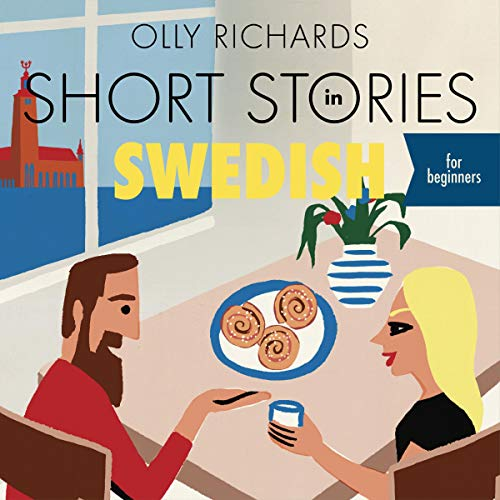 Couverture de Short Stories in Swedish for Beginners