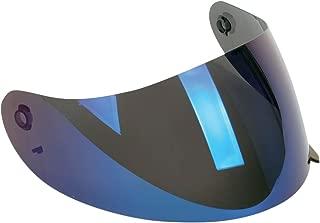 Blue Iridium AGV K3/K4 Evo Faceshield