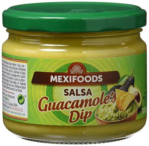 Mexifoods Salsa Guacamole's Dip - 300 gr