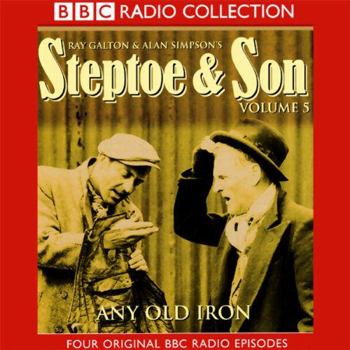 Steptoe & Son cover art